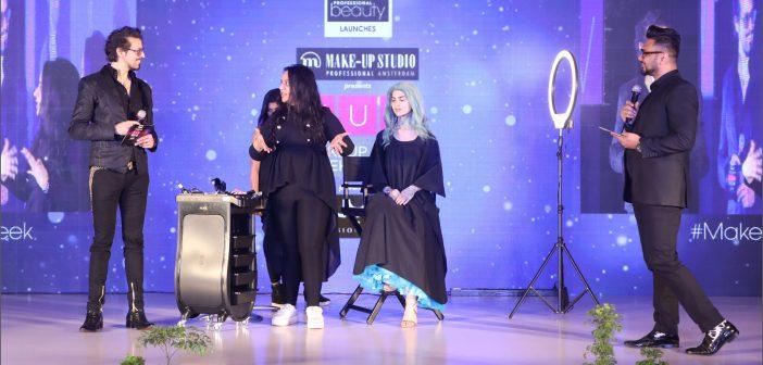 NYX Professional presents a fantasy look at MUW