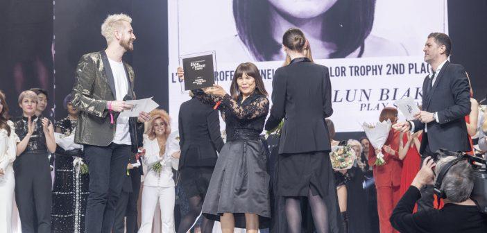 Biak Lun's victory sets a milestone at the L'Oréal Professionnel Style & Colour Trophy'19