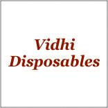 Vidhi Disposables