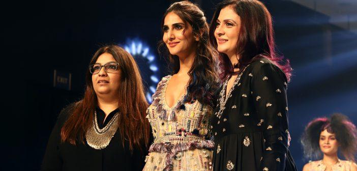 Vaani Kapoor, the new face of Streax Professional