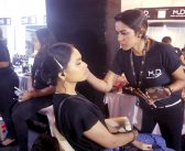 Make-Up Designory adds a glamorous touch to IIFA 2019